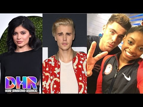Kylie Jenner DISSES Justin Bieber? - Zac Efron Kisses Super Fan (DHR)