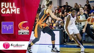 TTT Riga v UMMC Ekaterinburg - Full Game - EuroLeague Women 2019-20