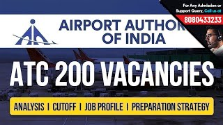 AAI Recruitment 2018 | ATC Vacancy, Cutoff, Job Profile & How to Prepare for AAI