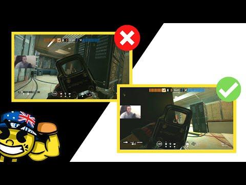 Rainbow Six Siege Tips - Common Mistakes 4