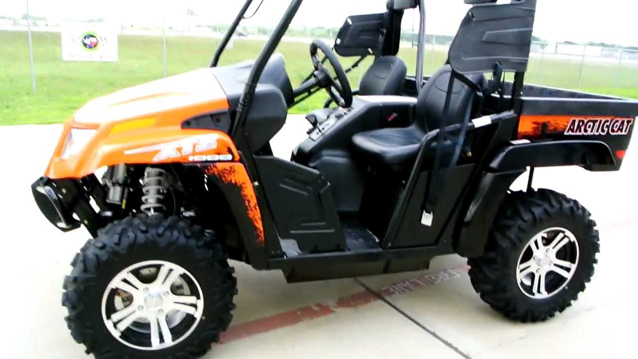 Review  2012 Arctic Cat Prowler Xtz1000