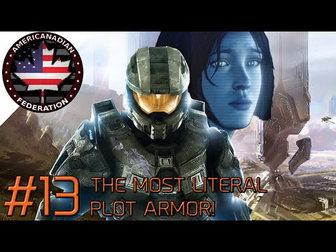 Halo 4 [Part 13] The Most Literal Plot Armor! (Composer)