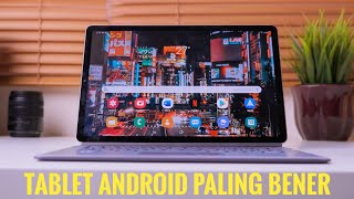 Review Samsung Galaxy Tab S6 - Tablet Android Terbaik 2019!