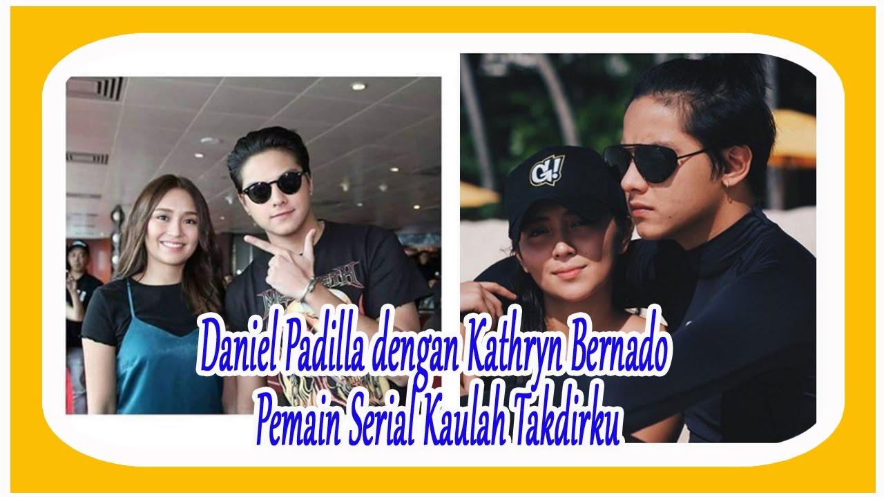Intip Deh Kemesraan Daniel Padilla Dengan Kathryn Bernado Pemain