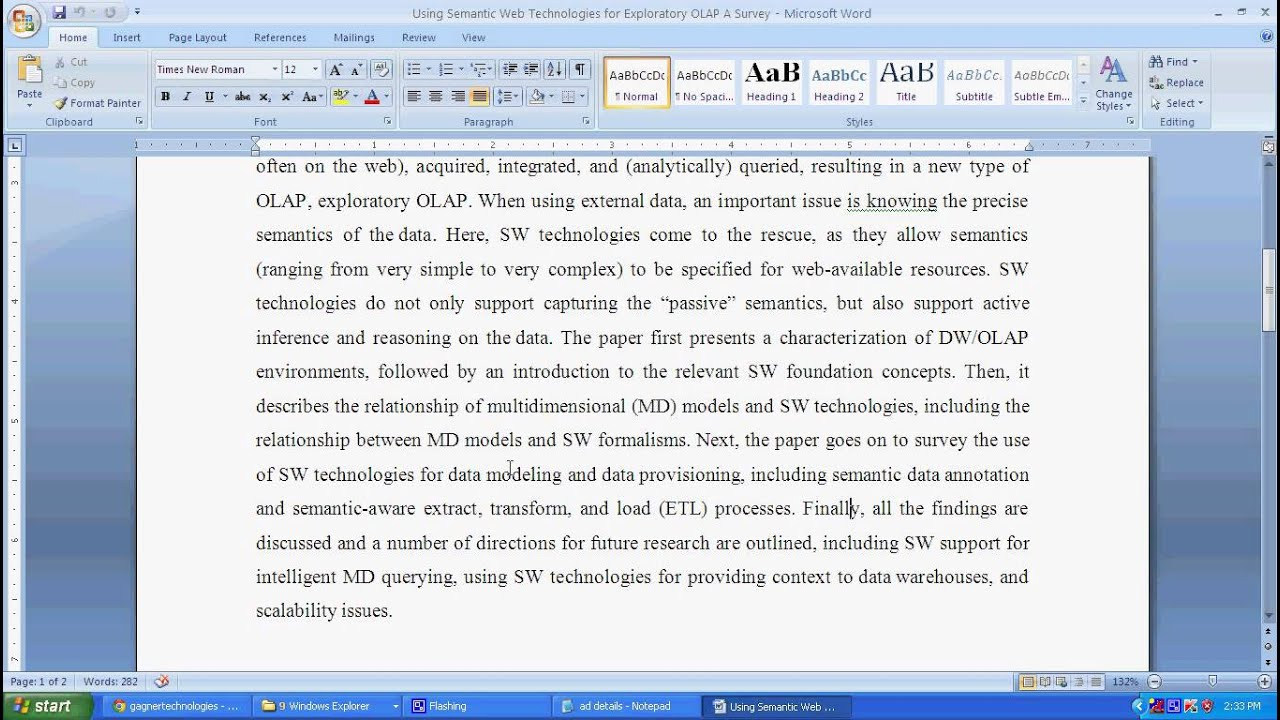 data warehouse research paper Free research papers-computer science-data warehousing-electronics electrical software eee engineering free ieee paper.