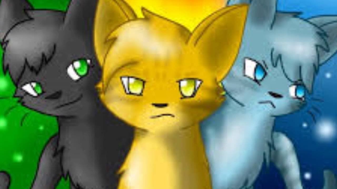 Warrior Cats The Three