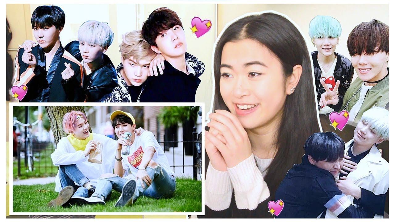 BTS OTP SHIPS ♡ YOONSEOK/SOPE Moments Reaction | Cute & Funny Moments