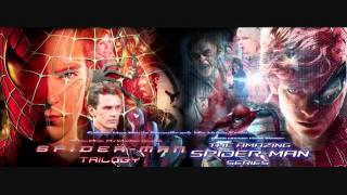 Spider Man Movie Saga Soundtrack Mix Music From All Films