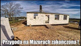 Zajawka z Orzysza #2 - koniec przygdy na Mazurach :) - co dalej w planach?