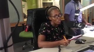 Thobela FM radio Interview