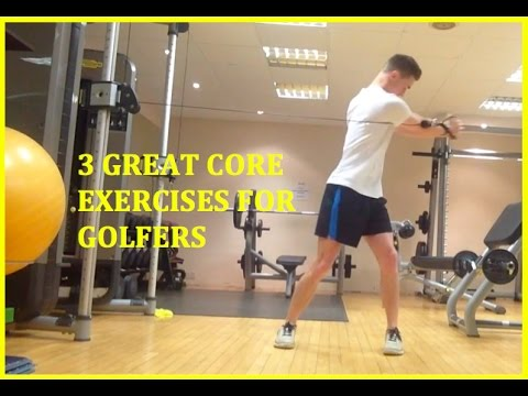 3 Great Core Exercises for Golfers