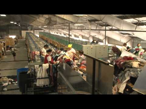 Smart Innovations Clothes Sorting Machine