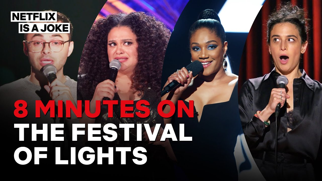 8 Minutes of Comedians on Hanukkah