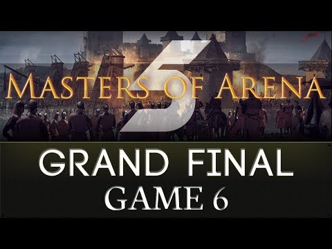Masters of Arena 5 | Grand Final | G6
