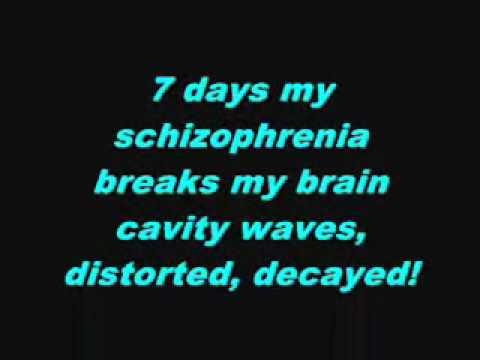 Schizophrenia- BrokeNCYDE (Lyrics)