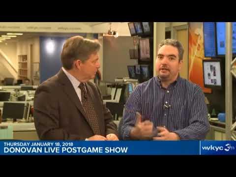 Amazon says 'no' to Cleveland, Josh Allen to Browns? Donovan Live Postgame Show