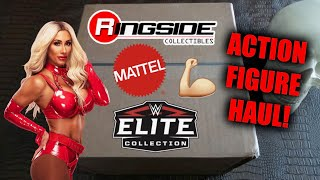 WWE Mattel Elites Haul from Ringside Collectibles