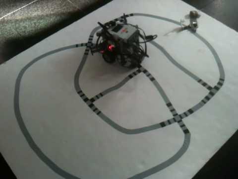 Hollerith - RoboRescue Test 1 / 23April10