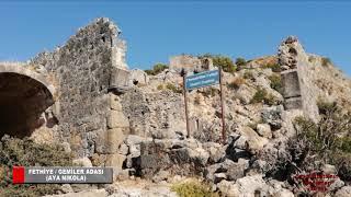 Fethiye Aya Nikola Adası