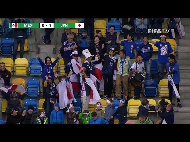 MATCH HIGHLIGHTS - Mexico v Japan - FIFA U-20 World Cup Poland 2019