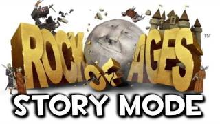 Rock of Ages Single Player Part 1