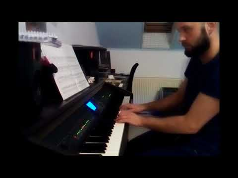 J.S. Bach - Prelude Cover