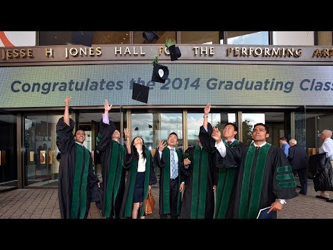 Baylor College of Medicine Graduation 2014