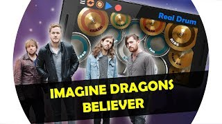 Real Drum: Imagine - Dragons Believer (Cover)