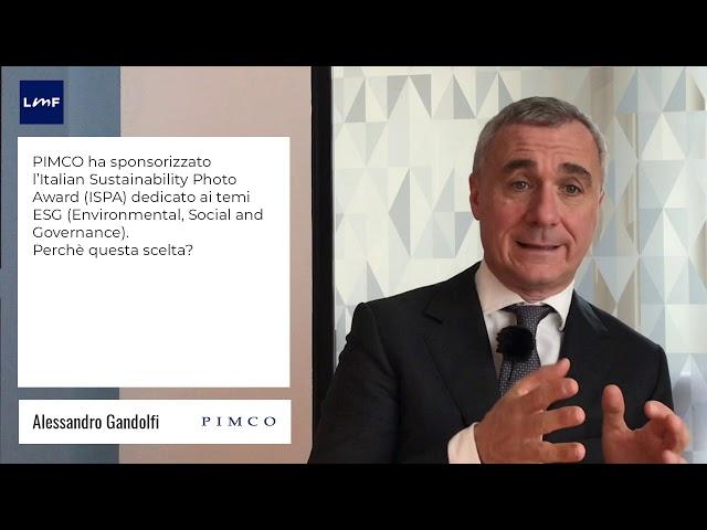 Pimco main sponsor di ISPA - Alessandro Gandolfi (Pimco)