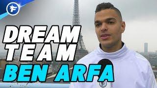 Le onze de rêve de Hatem Ben Arfa