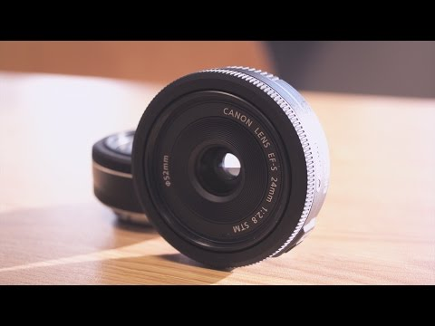 Canon EF-S 24mm f/2.8 STM Lens Review