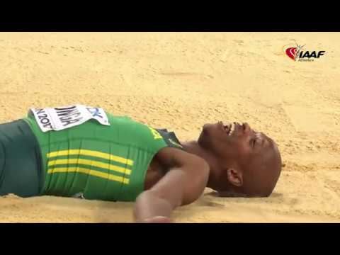 Inside Athletics 2018 - Luvo Manyonga