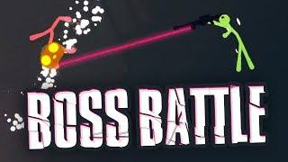 BOSS BATTLES! - Stick Fight