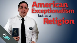 American Exceptionalism But As A Religion   Mormons