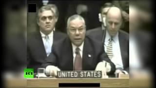 От Югославии до Сирии: США лгут, чтобы начать войну
