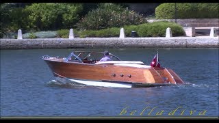 Bella Diva - Classic Italian Style Wooden Speed Boat - For Sale