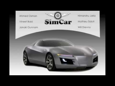 SimCar IEOR 131