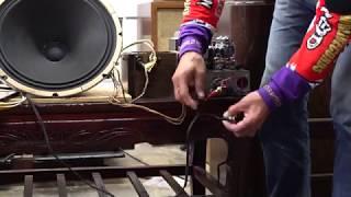 分享Jensen F15LL 勵磁喇叭雖只有單聲道先睹為快測試