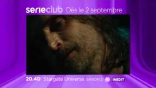 Bande annonce Stargate Universe Saison 2 - Série Club