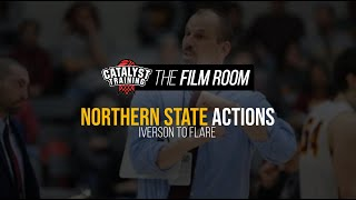 Iverson to Flare || Northern State Actions