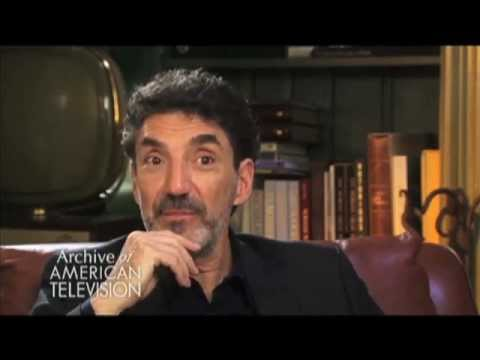 "Chuck Lorre on casting Angus T. Jones on ""Two and a Half Men"" - EMMYTVLEGENDS.ORG"