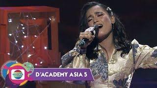 "MENAWAN!! Mash Up Song Maria DAC (Indonesia) ""Diriku Berharga""  & ""Speechless"" - D'Academy Asia 5"