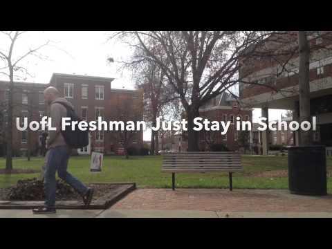 University of Louisville: Stay in School