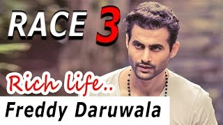 Race 3 Cast Actor Freddy Daruwala Lifestyle, Salary, Income, Net Worth, House, Biography, Wife