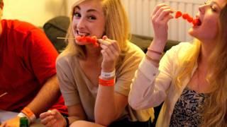 All u can drink&eat greg&tom hostel krakow