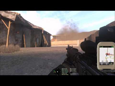 Mortar Attack (Arma 3)
