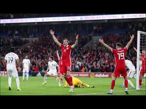 Wales 2-1 Azerbaijan - BBC Radio Wales commentary