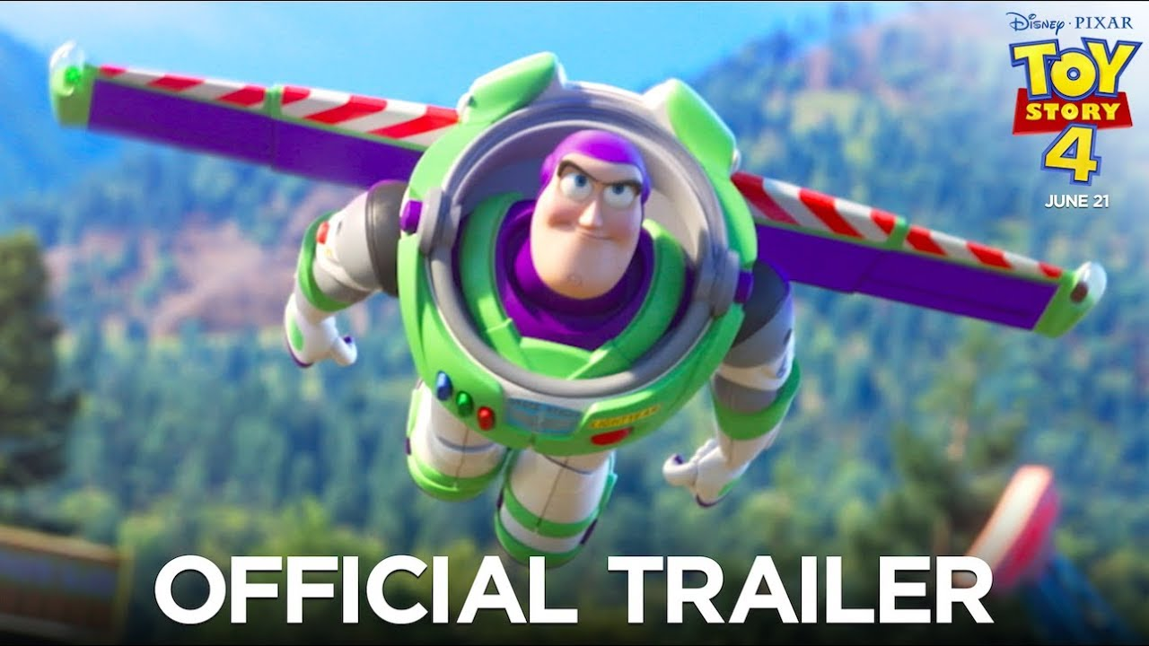 Toy Story 4 Official Trailer 2 Youtube