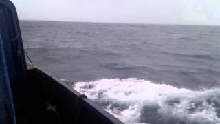 Курильские Острова - в море - Видео №35 - маленько штормит(рыбалка не удалась , когда на море качка нападает ... сами знаете что))), 2015-07-21T22:26:49.000Z)