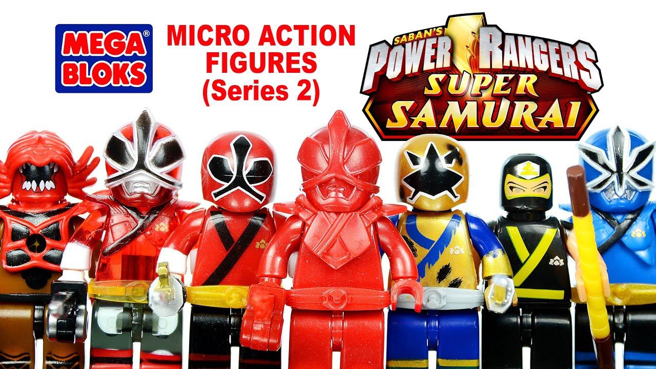Power rangers super samurai mega bloks micro action - Jeux de power rangers super samurai ...